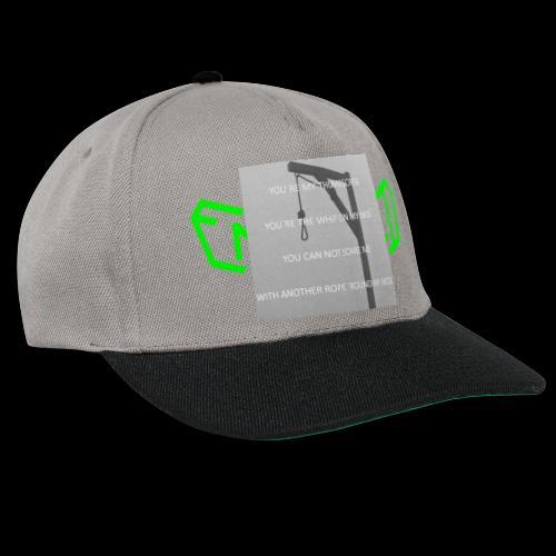 Emerald - Snapback Cap