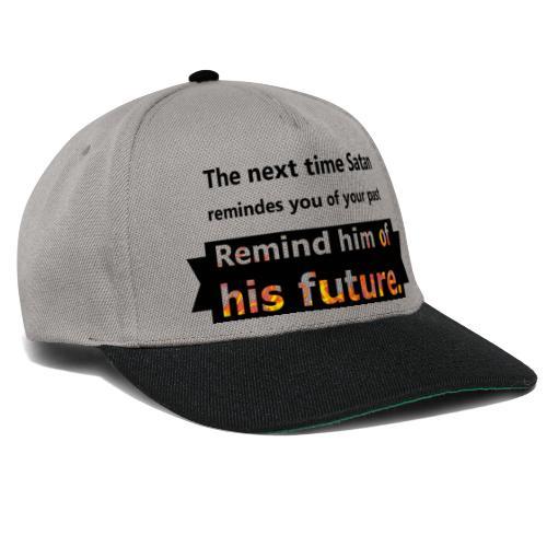 Satans future - Snapback Cap
