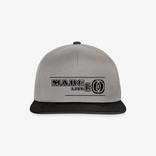 Marc&O_Live - Snapback Cap