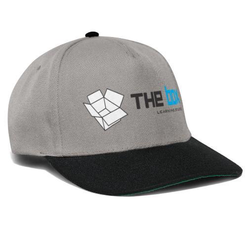 The Box Learning Studio Logo - Snapback Cap
