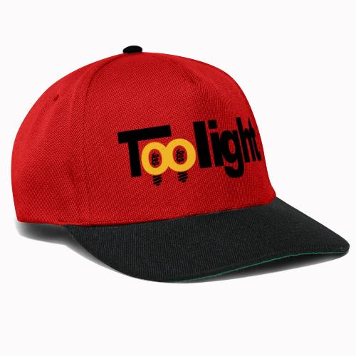 toolight off - Snapback Cap