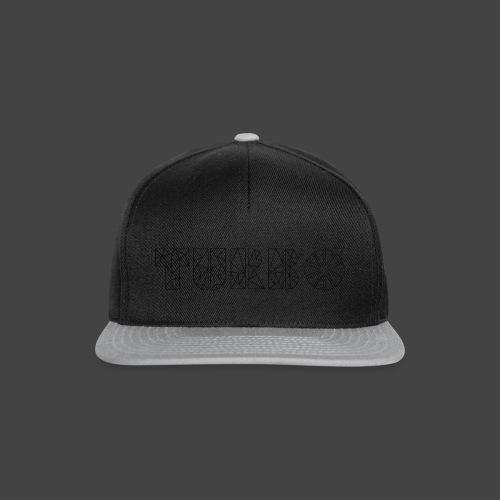 Turbo2.0 - Snapback cap