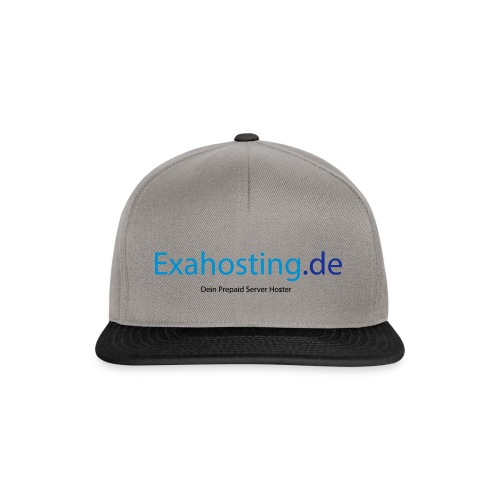 Exahosting Front - Snapback Cap
