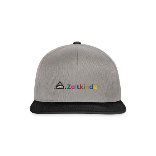 Zeltkinder - Snapback Cap