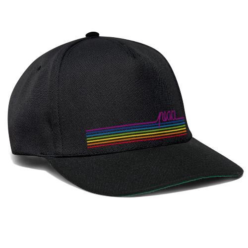 Peace - Spaziershirt - Snapback Cap