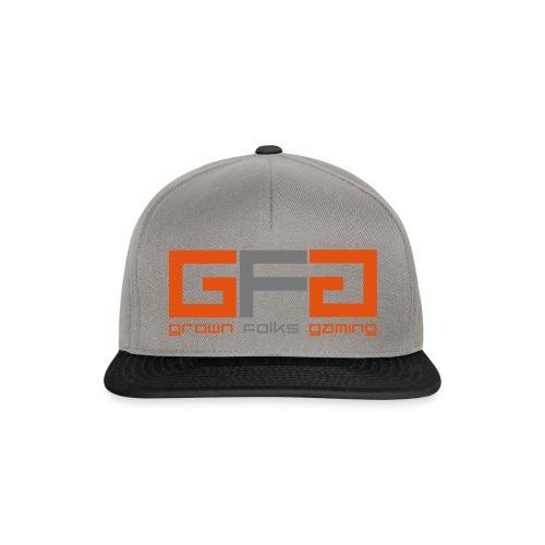 Grown Folks Gaming Official Tshirt - Snapback Cap