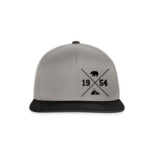 Karhuvuori -baseballhuppari - Snapback Cap