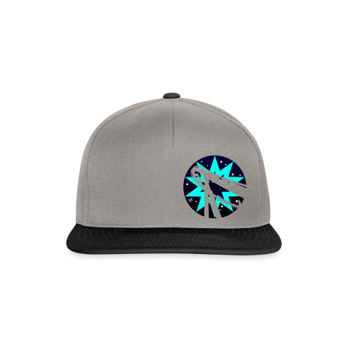 Starry Sky Ripper - Snapback Cap
