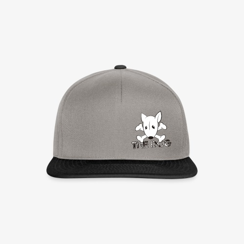 the dog - Gorra Snapback
