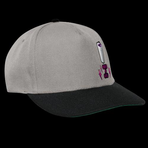 Screwed And Chopped Noir - Casquette snapback
