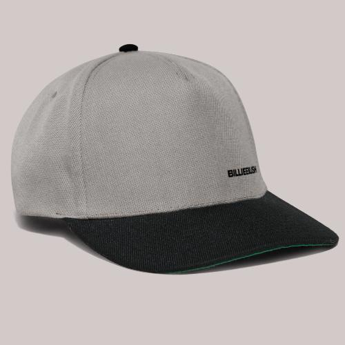 Billie Eilish logo - Snapback cap