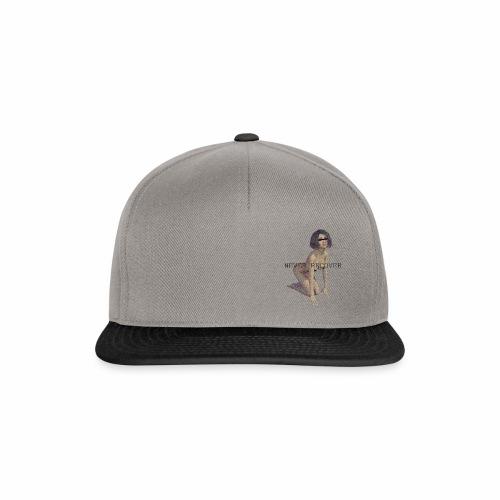 NEVER RECOVER Girl Premium - Snapback Cap