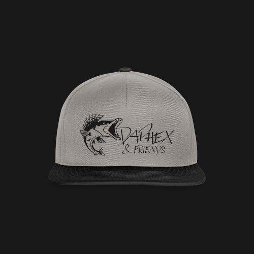 DAPHEXandFRIENDS 2 - Snapback Cap