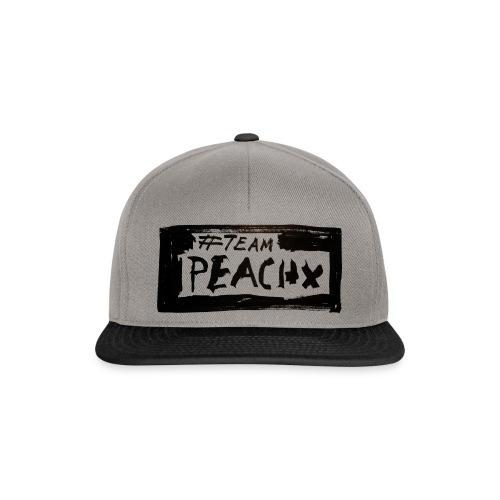 PeachX - Snapback Cap