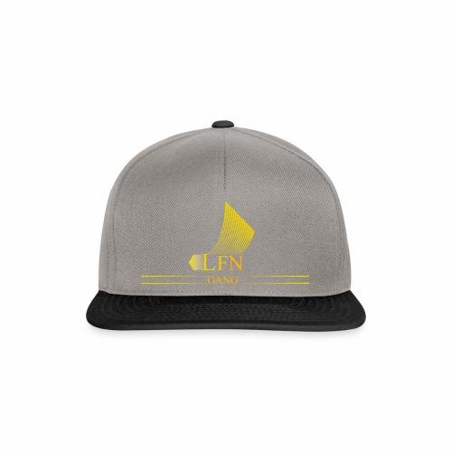 LFN GOLD - Snapback Cap