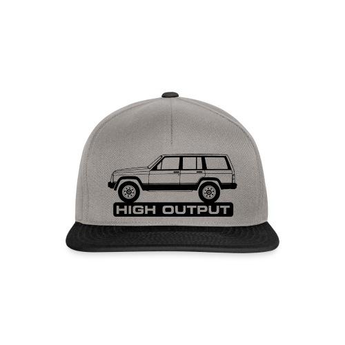 Jeep XJ High Output - Autonaut.com - Snapback Cap