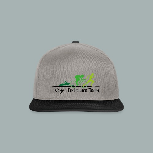 girls team shirt - Snapback Cap