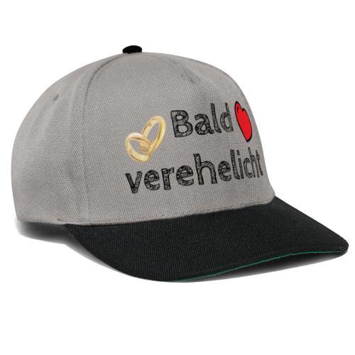 Das perfekte Design für den Junggesellenabschied - Snapback Cap