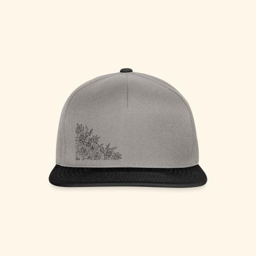 FLORES - Gorra Snapback