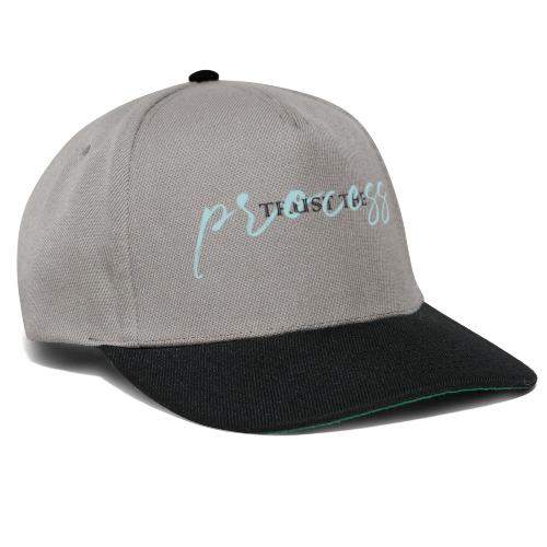 Trust the process - Snapback Cap