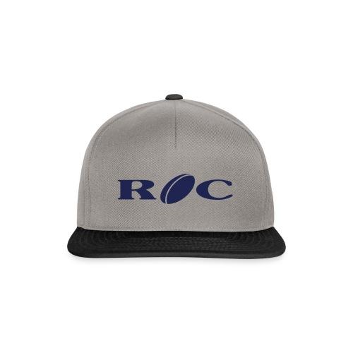 ROC-bleu - Casquette snapback