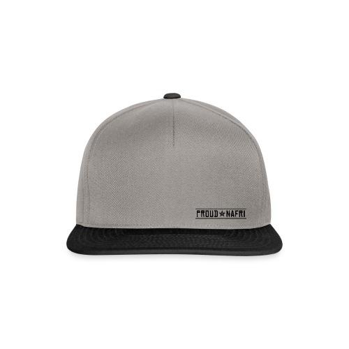 PROUD NAFRI - Snapback Cap