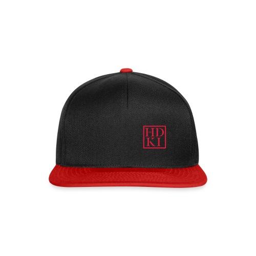 HDKI logo - Snapback Cap