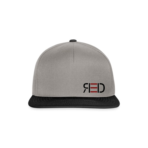 RED Black Edition - Snapback Cap