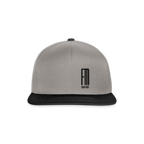 FASTMAN - Casquette snapback