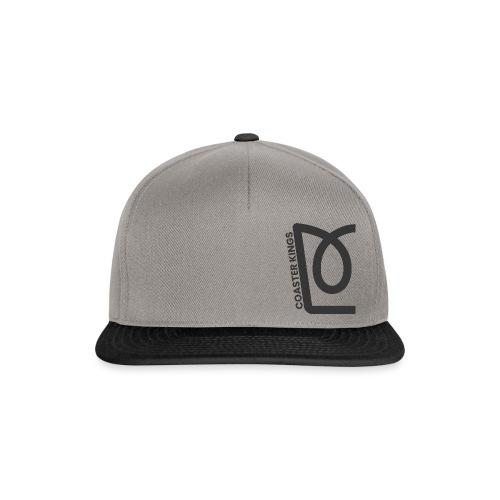Split Crown - Snapback Cap