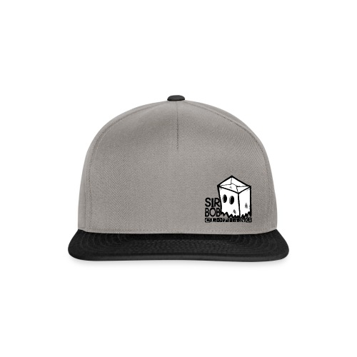 Sir Bob Logo png - Snapback Cap