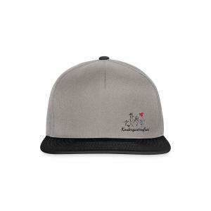 logo kindergartenfrei1 - Snapback Cap