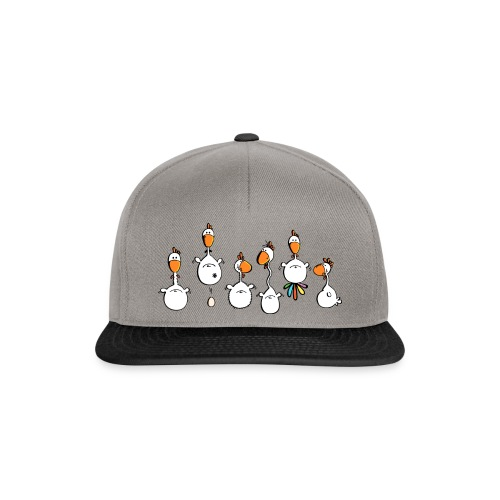 crazy_chicken-png - Snapback-caps