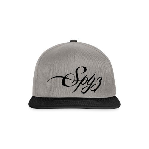Logo vom Rapper Spyz! - Snapback Cap