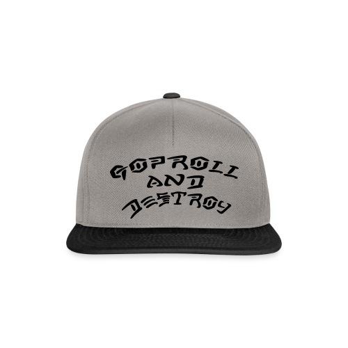 Prollstroy - Snapback Cap