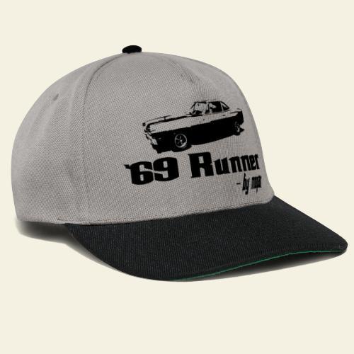 roadrunner 69 - Snapback Cap