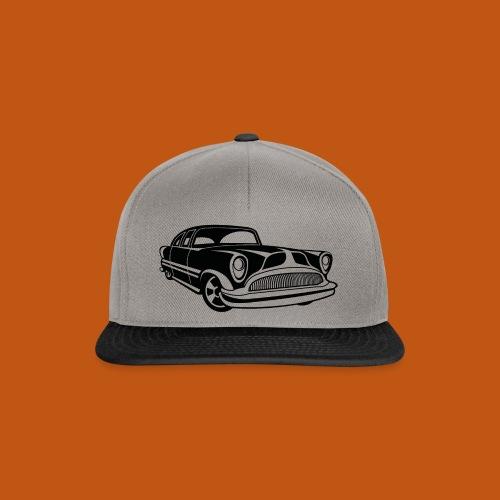 Lowrider / Oldtimer / Muscle Car 03_schwarz - Snapback Cap