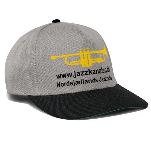Den gyldne Jazztrompet - Snapback Cap
