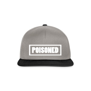 poisoned cappello - Snapback Cap
