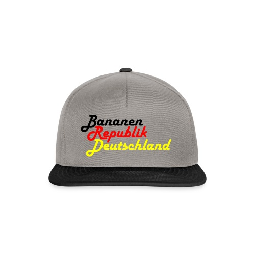 BRD #1 - Snapback Cap