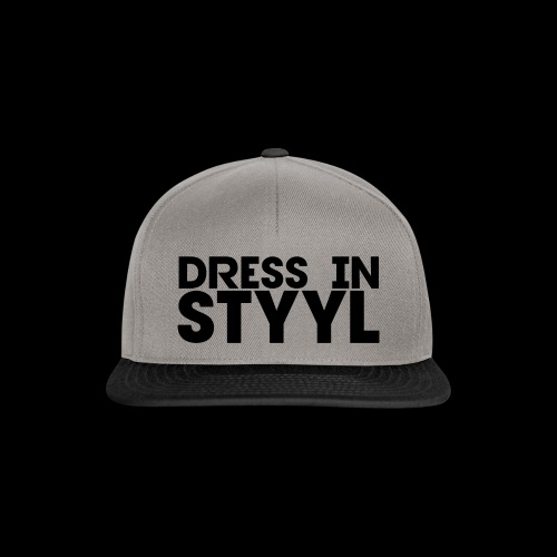 Untitled 5 png - Snapback Cap