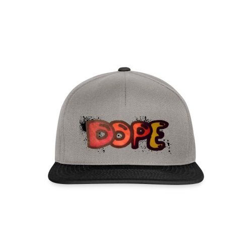 Dope phrase - Snapback Cap