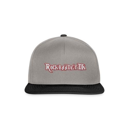 Rockbandet.DK - Snapback Cap