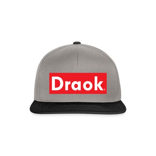 Draok TW Cen MT - Snapback cap