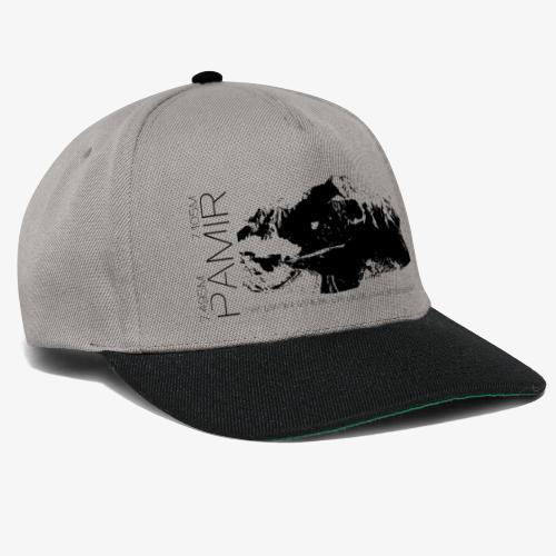 Pamir Expedition black - Snapback Cap