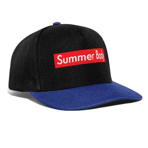 Summer Body - Casquette snapback