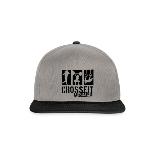 logo1f reduced - Snapback Cap
