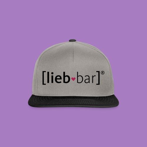 liebbar - Snapback Cap