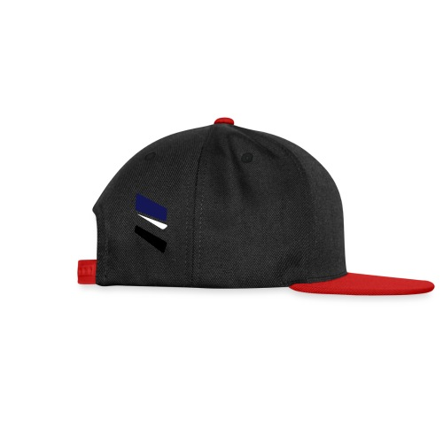 3 strikes triangle - Snapback Cap