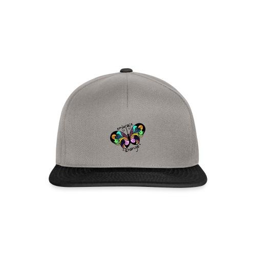 Embrace Change Butterfly - Snapback Cap